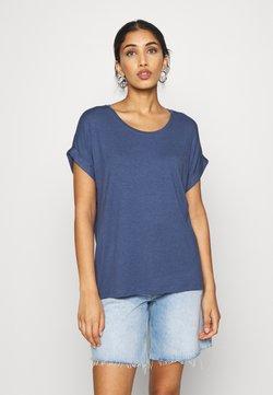 ONLY - T-shirt basique - vintage indigo