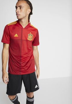adidas Performance - SPAIN FEF HOME JERSEY - Pelipaita - red