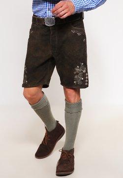 Stockerpoint - CORBI - Pantalon en cuir - bison