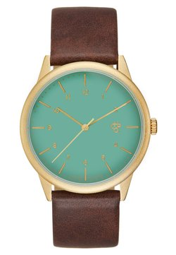 CHPO - RAWIYA  - Montre - green/brown