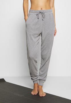 Free People - BACK INTO IT  - Pantalones deportivos - grey