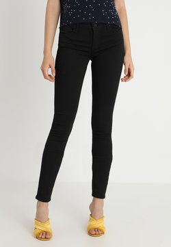 ONLY - ONLCARMEN - Jeans Skinny Fit - black denim