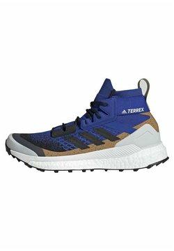 adidas Performance - TERREX FREE HIKER  - Hikingschuh - black