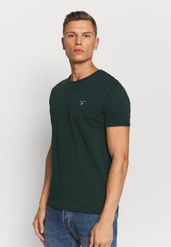 GANT - ORIGINAL - T-shirt basic - tartan green