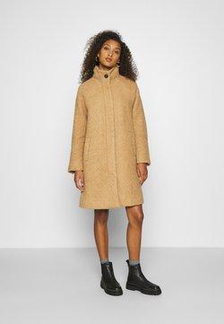 Nümph - NUBRIO JACKET - Classic coat - tannin