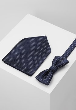 Only & Sons - ONSTBOX THEO TIE SET - Mouchoir de poche - dress blues/white