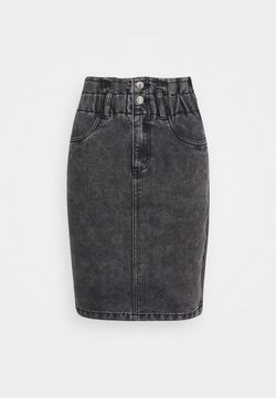 ONLY Petite - ONLMILLIE LIFE SKIRT - Bleistiftrock - grey