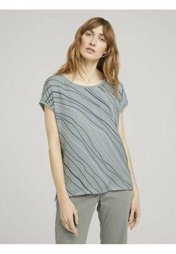 TOM TAILOR - T-Shirt print - prairie grass green