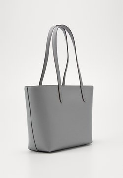 DKNY - BRYANT BOX SUTTON - Shopping Bag - warm grey