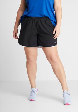 Nike Performance - 10K SHORT PLUS - Urheilushortsit - black/white/dark grey/wolf grey