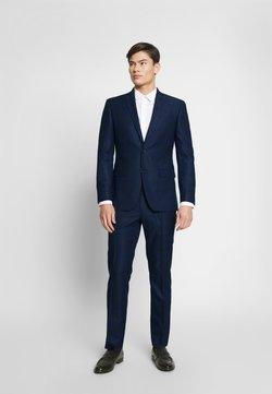 Ben Sherman Tailoring - CHECK SUIT - Kostuum - blue
