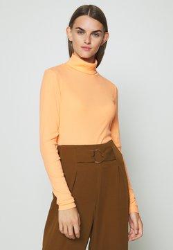 Weekday - VERENA TURTLENECK - Långärmad tröja - orange
