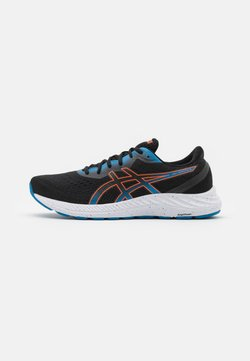 ASICS - GEL EXCITE 8 - Zapatillas de running neutras - black/marigold orange