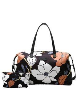 Jadyn B - LUNA DUFFEL - Borsa da viaggio - magnolia black
