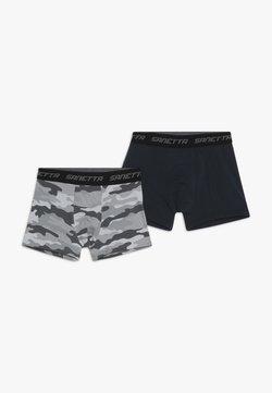 Sanetta - HIPSHORT 2 PACK - Shorty - light grey