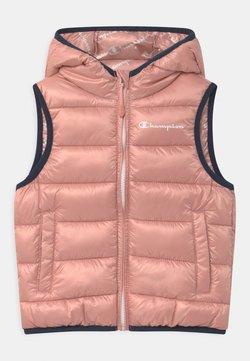Champion - LEGACY UNISEX - Weste - light pink