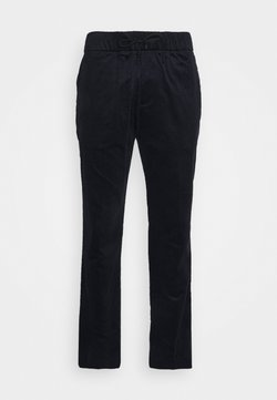Scotch & Soda - FAVE SOFT PANT WITH ELASTICATED WAISTBAND - Trousers - night