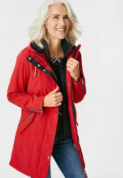 C&A - Parka - red