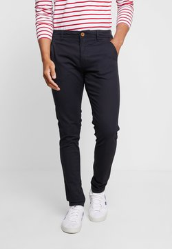 Blend - BHNATAN PANTS - Chinot - dark navy blue