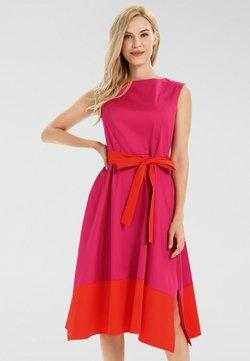 Apart - Cocktailkleid/festliches Kleid - pink/orangerot