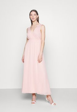 Vila - VIRILLA ANKLE DRESS - Ballkleid - rose smoke