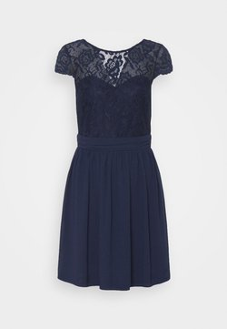 Nly by Nelly - MAKE ME HAPPY - Cocktailkleid/festliches Kleid - navy