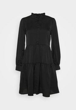 Object - OBJPATRICIA DRESS  - Korte jurk - black