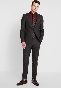 Bugatti - SUIT SLIM FIT - Garnitur - brown