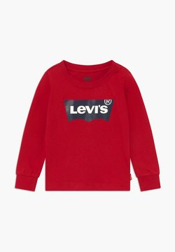 Levi's® - BATWING UNISEX - Camiseta de manga larga - red