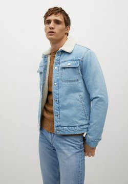 Mango - WASP - Veste en jean - hellblau