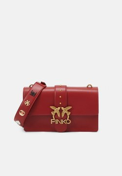 Pinko - LOVE CLASSIC ICON - Umhängetasche - ruby red