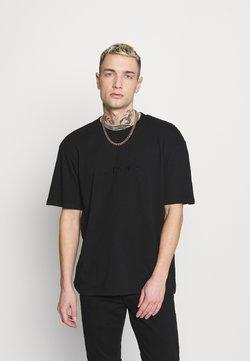Edwin - KATAKANA EMBROIDERY UNISEX  - T-shirt basique - black