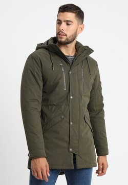 Only & Sons - ONSKLAUS - Parka - forest night