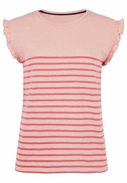 Boden - T-Shirt print - milchshake/staubrot