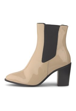Another A - Stiefelette - beige