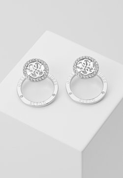 Guess - EQUILIBRE - Earrings - silver-coloured