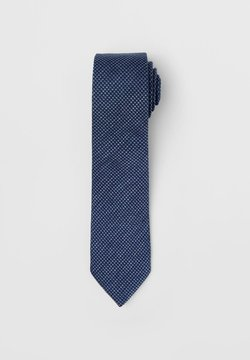 J.LINDEBERG - KRAWATTE LALLE MIXED - Krawatte - lake blue