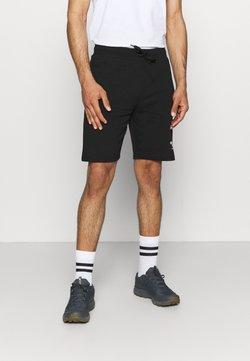 The North Face - RAINBOW SHORT - Pantaloncini sportivi - black