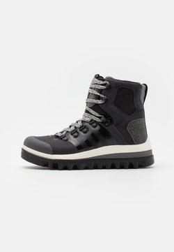 adidas by Stella McCartney - EULAMPIS - Winter boots - core black/utility black/granit