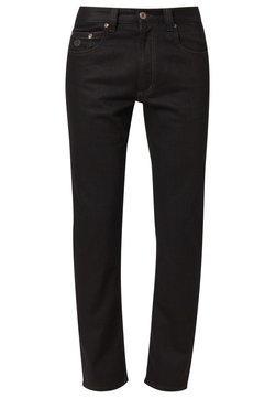 Bugatti - NEVADA - Jeans Straight Leg - schwarz
