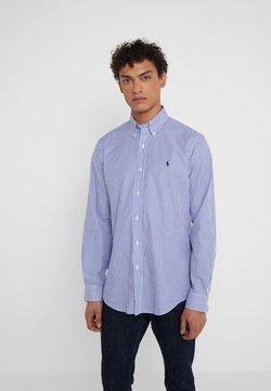 Polo Ralph Lauren - CUSTOM FIT POPLIN - Hemd - blue/white