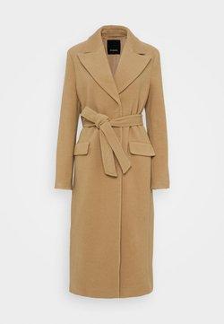 Pinko - MARTINI COAT - Classic coat - beige