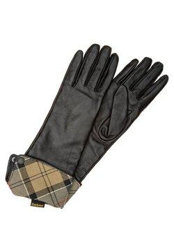 Barbour - LADY JANE GLOVE - Fingerhandschuh - Black With Dress