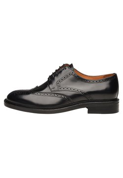 SHOEPASSION - NO. 5554 - Business-Schnürer - black
