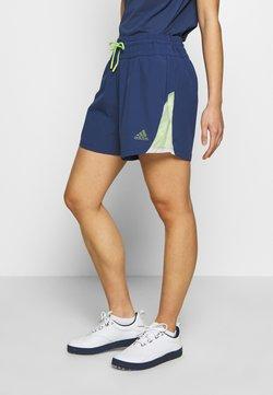 adidas Golf - SHORT - Urheilushortsit - tech indigo