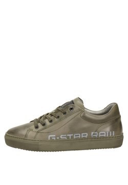 G-Star - G-STAR RAW LOAM WORN HEREN - Sneakers laag - groen
