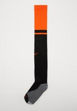 Nike Performance - NIEDERLANDE - Kniestrümpfe - black/safety orange/black/safety orange