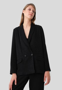 Scalpers - SKULL STAR  - Blazer - black