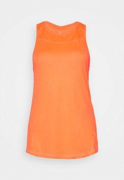 ONLY PLAY Tall - ONPSUL TRAINING - Top - fiery coral