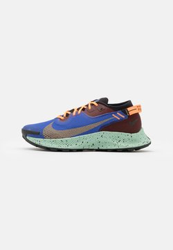 Nike Performance - PEGASUS TRAIL 2 GTX - Löparskor terräng - mystic dates/laser orange/astronomy blue/black/total orange/pistachio frost